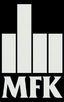 HP Logo MFK_negativ
